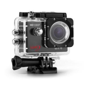 ActionCam HD LKM 1080P  Impermeabile con Slot MicroSD e Micro USB per riprese sportive e professionali
