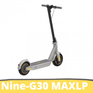 [FATTURA ITALIANA] ANTEPRIMA NAZIONALE MonoPattino Ninebot MAX G30LP 10.2Ah 36V 350W Scooter elettrico