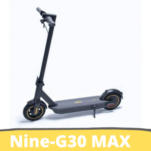 [FATTURA ITALIANA] MonoPattino Ninebot KickScooter MAX G30 Powered by Segway