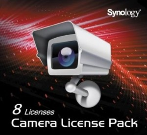 Synology Licenza per 8 Ipcam