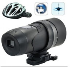 WorldDream WD-R180 VideoCamera sport a tenuta stagna