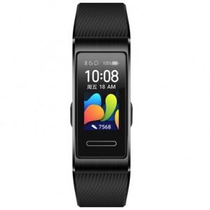 """Huawei Band 4 Pro AMOLED 2,41 cm (0.95"""") Braccialetto per rilevamento di attività Nero"""