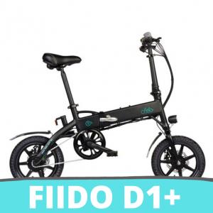 [FATTURA ITALIANA / BONUS] FIIDO D1 Bicicletta Elettrica Pieghevole con 250W Motore velocità Massima 25KM/H E-Bike 11.6AH Batteria Pneumatici da 14 Pollici 3 modalità