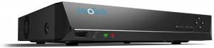NVR Reolink RLN16-410 16 Canali con 16 porte PoE per una registrazione in 4K con risoluzione 5MP/4MP Super HD Hard Disk da 3 Terabyte incluso