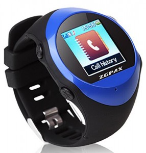Localizzatore GPS Tracker Quad-band GSM/GPRS LCD  blu