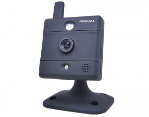 Foscam FI8907W RICONDIZIONATO (Nera) Mini Telecamera IP Wireless Fissa 2.8 mm 60°