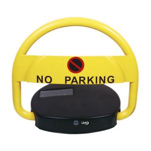 Dissuasori Parcheggio LKM Security con telecomando e pannello solare con batteria ricaricabile
