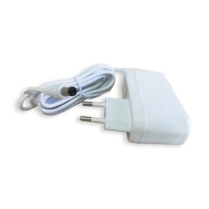 Alimentatore 12V FOSCAM colore bianco per telecamere da esterno a 12V