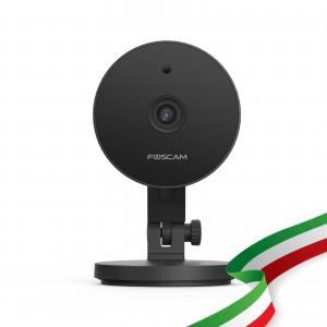 telecamere wireless da interno