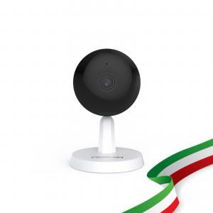 Foscam X4 Telecamera IP da interno WiFi Dual 4 MP con audio integrato compatibile con Alexa e Google Home colore Bianco
