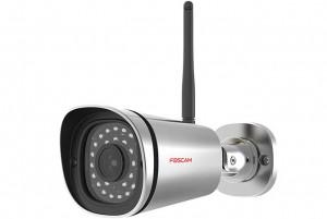 Foscam FI9900P RICONDIZIONATO - 2 Megapixel Full-HD1080P H.264 Wireless/Cavo con Filtro IR-Cut - 20 Metri