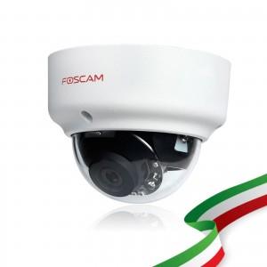 Telecamera  Foscam FI9961EP da esterno waterproof HD 2 megapixel  POE funzione P2P 4mm 70°