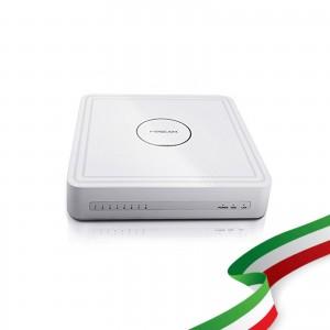 [PRE-ORDINE] Network Video Recorder PoE Foscam FN8108HE 8 canali con 8 porte PoE con funzione P2P