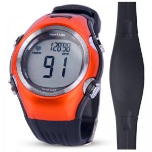 OROLOGIO sportivo con frequenza cardiaca Activity Tracker W117