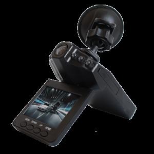 Dash Cam Telecamera portatile HD DVR per veicoli con infrarossi per visione notturna