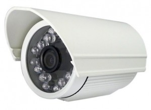 LKM security ® IP Pro outdoor Bullet M0302-BH02 3MP 6mm