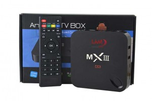 LKM Android mini PC Quad-core  TV Box  2GB di RAM, OTG HDMI DLNA WIFI 8GB
