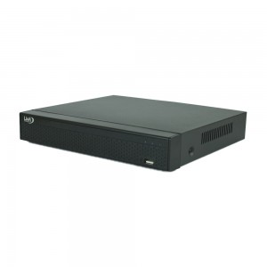 NVR per Telecamere IP PoE 8 Canali LKM Security con 8 porte PoE Onvif