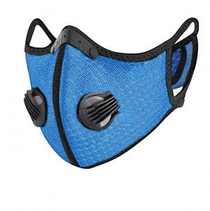 Mascherina di protezione antipolvere Azzurro