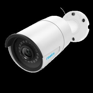 Telecamera da esterno 5 Megapixel PoE Reolink RLC-410 colore Bianco