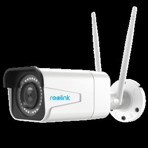 Telecamera da esterno 5 Megapixel Wifi Dual con zoom ottico con slot microSD IP66 Reolink RLC-511W