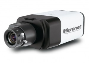 Micronet HD da interno 1080P 2Mp WDR WDR box IP
