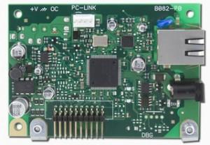 Scheda addizionale comunicatore IP per serie Absoluta
