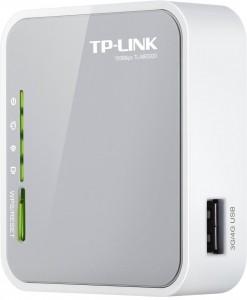 TP-LINK TL-MR3020, Router 3G/4G Portatile Wireless N 150Mbps
