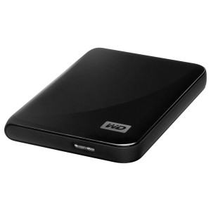 Hard disk esterno 2.5 Western Digital Elements1 TB USB 3.0 Colore nero