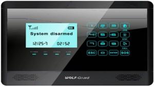 Antifurto GSM RICONDIZIONATO wireless touch screen  allarme casa ufficio senza fili attivazione da cellulare