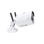GekoRain LKM Security Telecamera GSM Wifi 4G con slot SIM da esterno in HD 1 Megapixel 110° P2P Wireless
