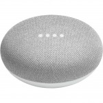 Assistente Vocale Google Home Mini Bianco compatibile con Android e iOS