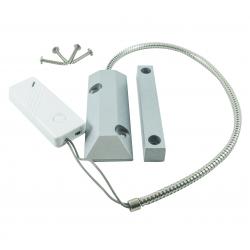 Sensore magnetico per serrande LKM Security wireless a 433 Mhz