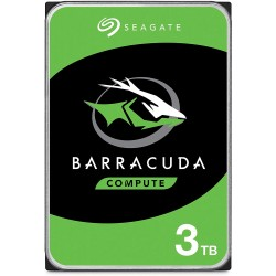 Seagate Barracuda Hard disk interno  3TB