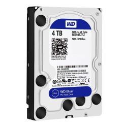"Hardisk Caviar Blu da 4 TB velocità 5400 RPM, SATA 6 GB/s, 64 MB Cache, 3.5 """