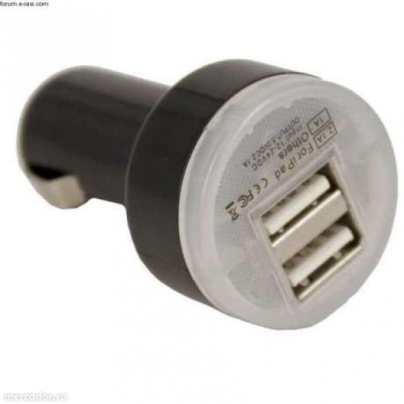 Kit LKM per auto o camper Alimentatore USB con Cavo USB adattatore auto
