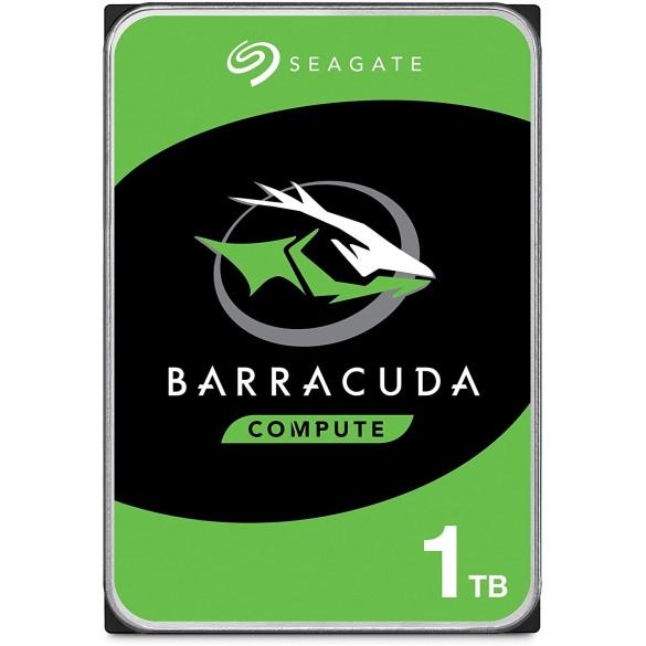 Seagate Barracuda  Hard disk interno 1TB