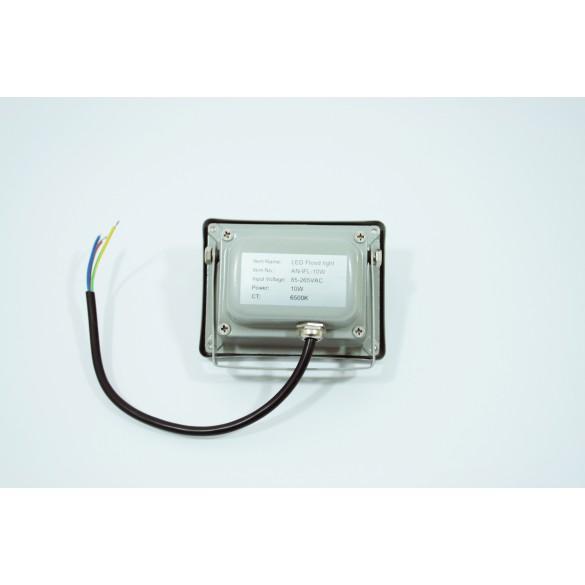 Faro LED 10W con Luce LED a 6500K Colore Bianco Freddo Illuminazione per Esterno