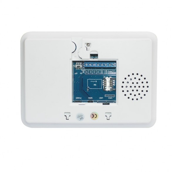 Allarme casa Wireless Atena LKM Security Allarme GSM WiFi PSTN gestione da remoto con sensori wireless 433Mhz