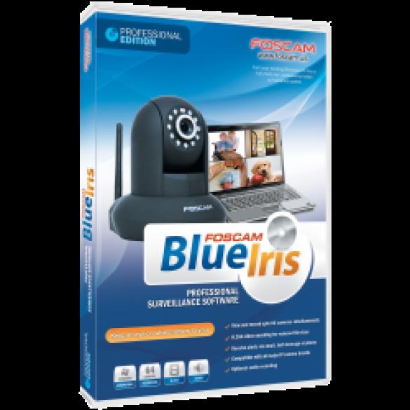 BlueIris Software di videosorveglianza per telecamere IP - Versione COMPLETA