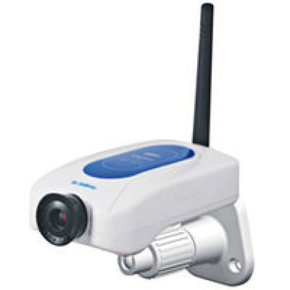 LYD W213DE1 2.4GHz kit videosorveglianza analogica con Motion Detection e Allarme