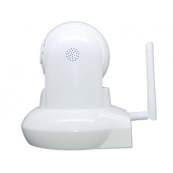 Foscam FI8910W Wireless Rotazione con Filtro IR-Cut - 2.8mm 60° Gradi Bianco