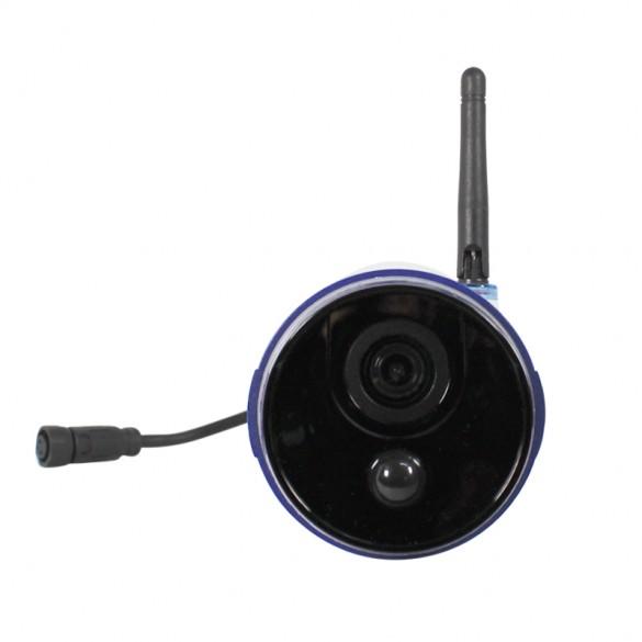 Telecamera con Pannello Solare Wifi a batteria gestibile da Applicazione Android e iOS