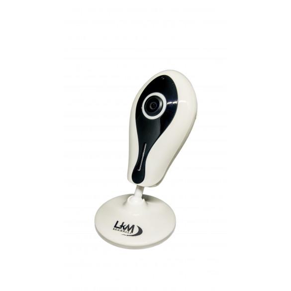 Telecamera Fisheye 180° Wifi gestibile da APP in alta definizione