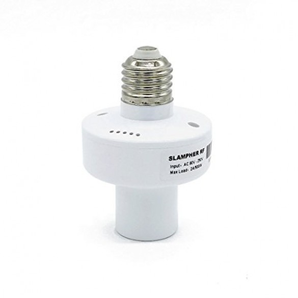 Adattatore Lampada Wifi per Smart Home Smart Adapter Sonoff E27