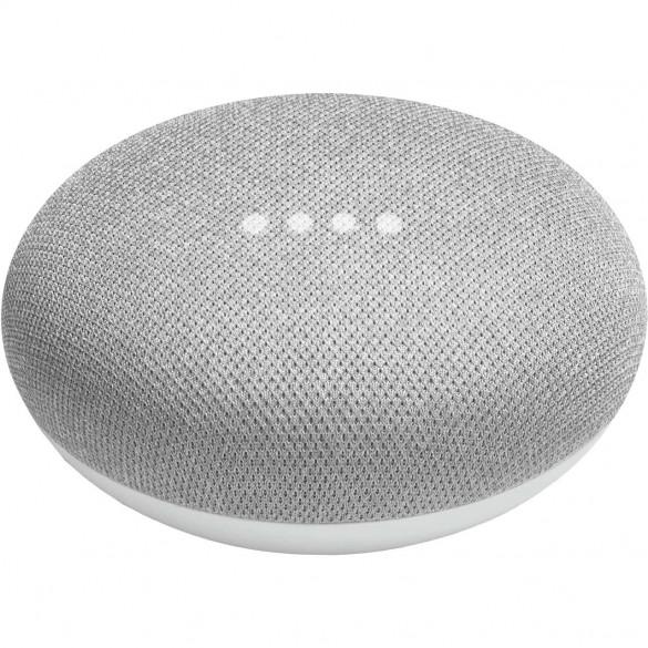 Assistente Vocale Google Home Mini Bianco compatibile con Android e iOS