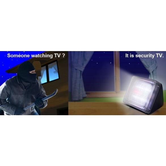 LKM TV finta colore nero deterrente fake tv