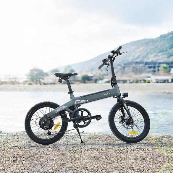 [FATTURA ITALIANA / BONUS] Xiaomi HIMO C20 Bici Elettrica Pieghevole Bici Elettrica Pieghevole Bici Pieghevole Ebike 25 Km/H