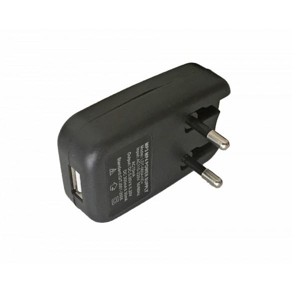 Alimentatore USB compatto 5V 300 mAh universale