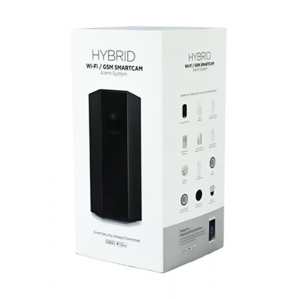 Allarme Casa WiFi GSM LKM Security HYBRID con Telecamera ad Alta Risoluzione